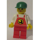 LEGO Roadside Repair Female Minifigure