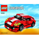 LEGO Roaring Power Set 31024 Instructions
