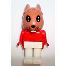 LEGO Robby Rabbit Fabuland Minifigure