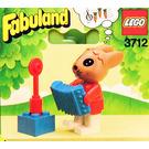 LEGO Robby Rabbit Set 3712