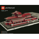 LEGO Robie House Set 21010 Instructions