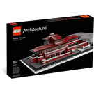 LEGO Robie House Set 21010 Packaging