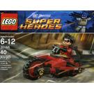 LEGO Robin and Redbird Cycle Set 30166