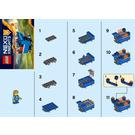 LEGO Robin's Mini Fortrex Set 30372 Instructions