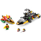 LEGO Robin's Scuba Jet: Attack of The Penguin Set 7885