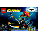 LEGO Robin's Scuba Jet: Attack of The Penguin Set 7885 Instructions