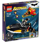 LEGO Robin's Scuba Jet: Attack of The Penguin Set 7885 Packaging