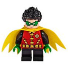 LEGO Robin with- Green Mask and  Short Legs Minifigure