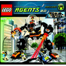 LEGO Robo Attack Set 8970 Instructions