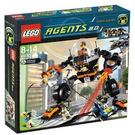 LEGO Robo Attack Set 8970 Packaging