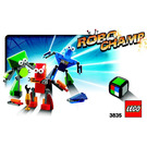 LEGO Robo Champ (3835) Instructions