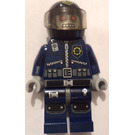 LEGO Robo SWAT with Helmet Minifigure