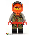 LEGO Roboforce Red with Printed Legs Minifigure