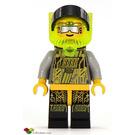 LEGO RoboForce Yellow Minifigure
