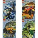 LEGO RoboRider Kabaya 4 Pack Set