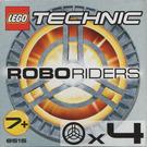 LEGO RoboRider Wheels Set 8515 Packaging