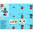 LEGO Robot Set 40128-1 Instructions