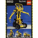 LEGO Robot Set 8852 Instructions