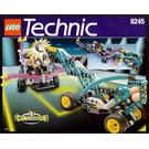LEGO Robots Revenge Set 8245