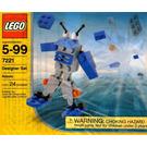 LEGO Robots Set 7221