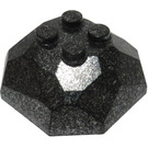 LEGO Rock 4 x 4 x 1.333 Top (30293 / 42284)