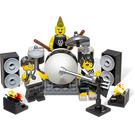 LEGO Rock Band Minifigure Accessory Set 850486