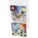 LEGO Rock Band Minifigure Accessory Set 850486 Packaging