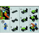 LEGO Rock Hacker Set 8907 Instructions