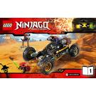 LEGO Rock Roader Set 70589 Instructions
