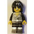 LEGO Rock Star Minifigure