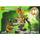 LEGO Rocka 3.0 Set 2143 Instructions