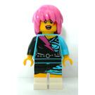 LEGO Rocker Girl Minifigure