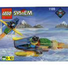 LEGO Rocket Boat Set 1189