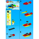 LEGO Rocket Boat Set 1189 Instructions