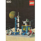 LEGO Rocket Launch Pad Set 920-2