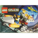 LEGO Rocket Racer Set 6491