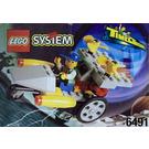 LEGO Rocket Racer Set 6491 Instructions