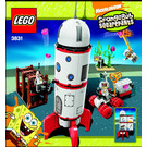 LEGO Rocket Ride Set 3831 Instructions