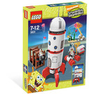 LEGO Rocket Ride Set 3831 Packaging