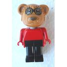 LEGO Roger Raccoon Fabuland Minifigure