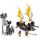 LEGO Rogue Knight Battleship Set 8821