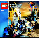 LEGO Rogue Knight Battleship Set 8821 Instructions