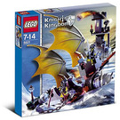 LEGO Rogue Knight Battleship Set 8821 Packaging