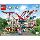 LEGO Roller Coaster Set 10261 Instructions