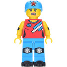 LEGO Roller Derby Girl Minifigure