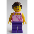LEGO Romantic Valentine Picnic Girl Minifigure