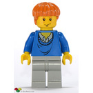 LEGO Ron Weasley with Blue Sweater Minifigure