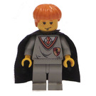 LEGO Ron Weasley with Gryffindor Shield Torso Minifigure