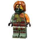 LEGO Ronin - Legacy Minifigure