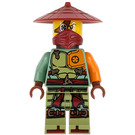 LEGO Ronin Minifigure